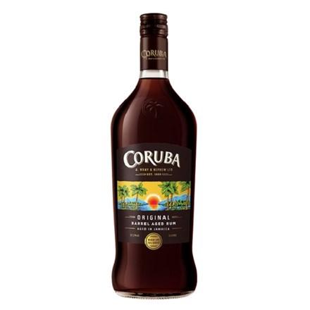 CORUBA ORIGINAL RUM 1L CORUBA ORIGINAL RUM 1L