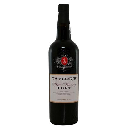 Taylor's Fine Tawny Port 750ml Taylor's Fine Tawny Port 750ml