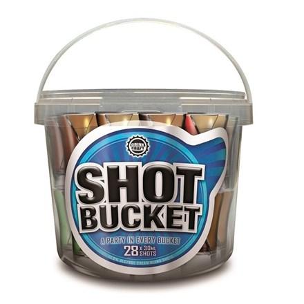 Drink Craft Shot Bucket 28 x 30ml Drink Craft Shot Bucket 28 x 30ml