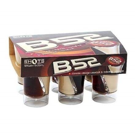 Shots B52 6 x 30ml Shots B52 6 x 30ml