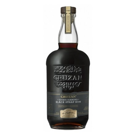 CRUZAN BLACK STRAP RUM 700ML CRUZAN BLACK STRAP RUM 700ML