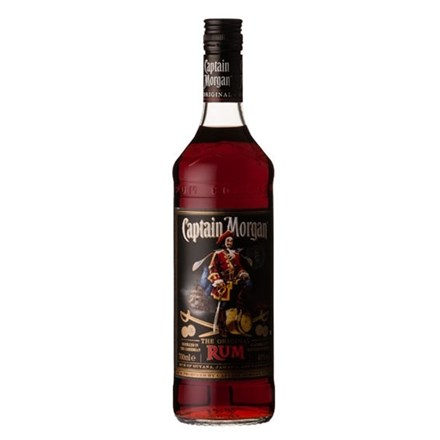 CAPTAIN MORGAN DARK RUM 1L CAPTAIN MORGAN DARK RUM 1L