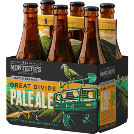 MONTEITHS GREAT DIVIDE 6PK MONTEITHS GREAT DIVIDE 6PK