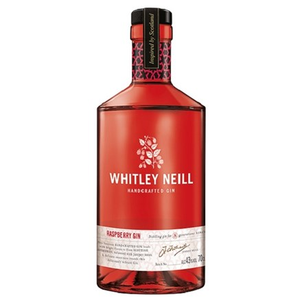 WHITLEY NEILL RASPBERRY GIN 700ML WHITLEY NEILL RASPBERRY GIN 700ML