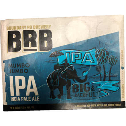 BRB INDIA PALE ALE 12PK CAN BRB INDIA PALE ALE 12PK CAN