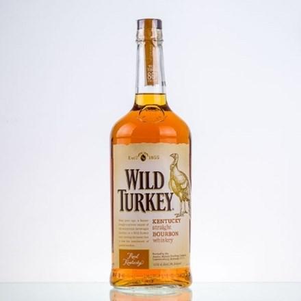 WILD TURKEY BOURBON 700ML WILD TURKEY BOURBON 700ML