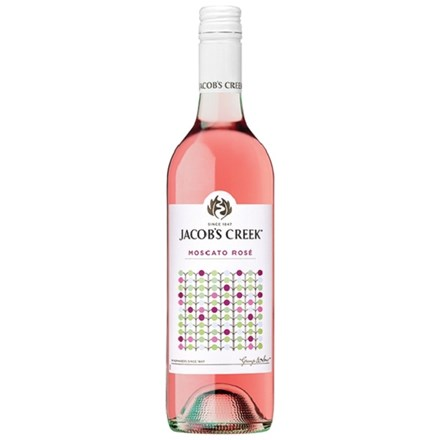 Jacobs Creek  Moscato Rose 750ml Jacobs Creek  Moscato Rose 750ml