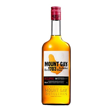 MOUNT GAY RUM 1LTR MOUNT GAY RUM 1LTR