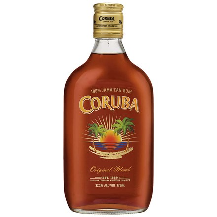 CORUBA ORIGINAL RUM 375ML CORUBA ORIGINAL RUM 375ML
