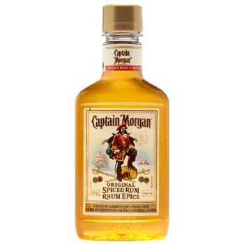 CAPTAIN MORGAN SPICED 200ML CAPTAIN MORGAN SPICED 200ML