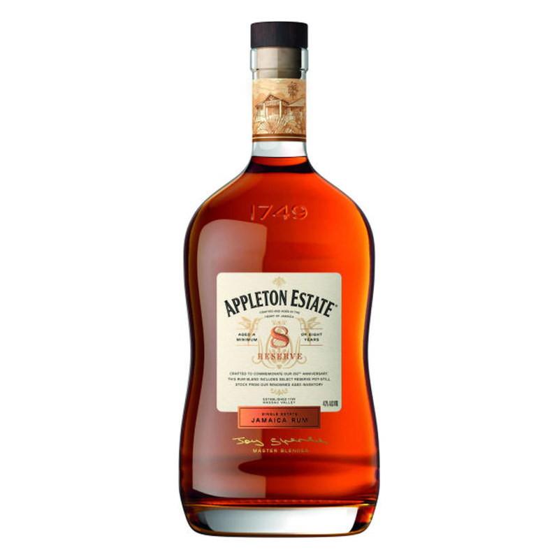 APPLETON  ESTATE 8yo Rum 700ML