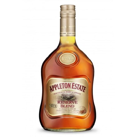 APPLETON  ESTATE RESERVE RUM 700ML APPLETON  ESTATE RESERVE RUM 700ML