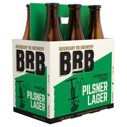 BRB PILSNER LAGER 6PK BTL BRB PILSNER LAGER 6PK BTL