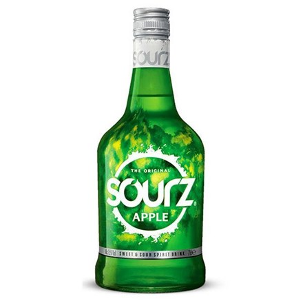 SOURZ APPLE 700ML SOURZ APPLE 700ML