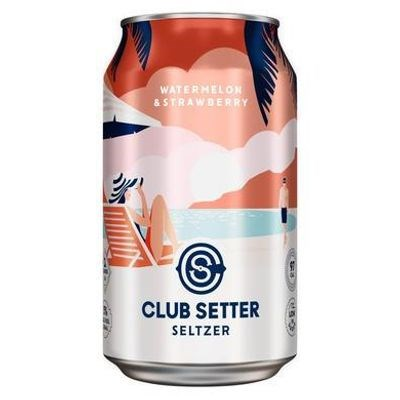 CLUB SETTER WM & SB 10 X 330ML CANS CLUB SETTER WM & SB 10 X 330ML CANS