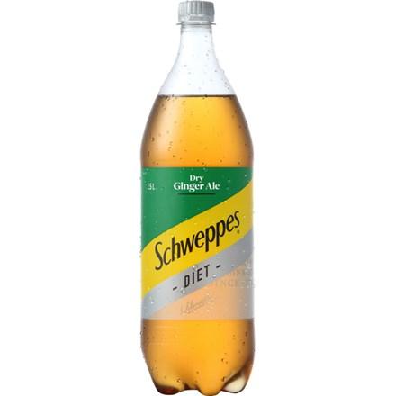 schweppes diet ginger ale 1.5 Ltr schweppes diet ginger ale 1.5 Ltr